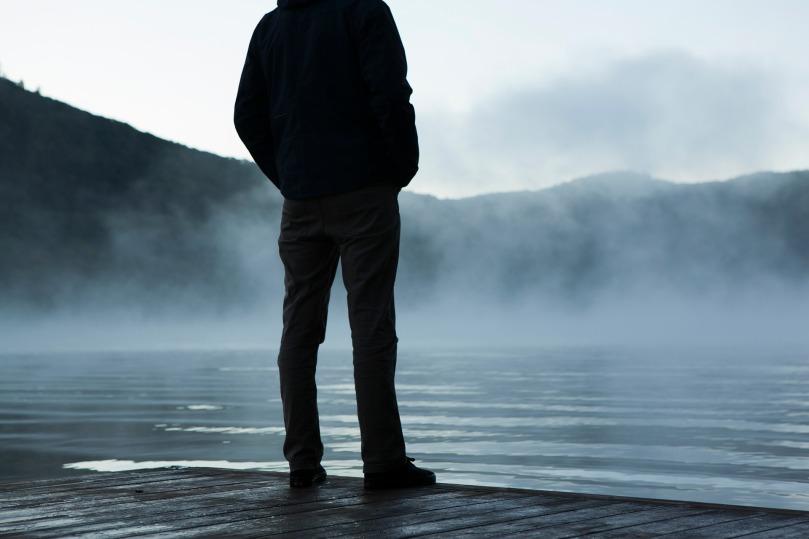depression-alone